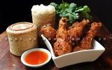 Lạ miệng với món gà chiên giòn kiểu Thái