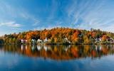Những vùng đất có mùa thu đẹp nhất nước Mỹ