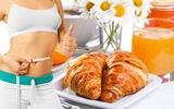 Muốn giảm cân, bạn cần tránh những sai lầm này trong bữa sáng