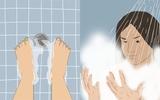 Nếu không loại bỏ 6 thói quen này khi tắm, sớm muộn gì bạn cũng tự hại mình