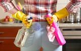 Chăm chỉ lau chùi, quét dọn nhà cửa nhiều chỉ có hại cho sức khỏe của bạn