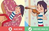 Top 5 thú vui tiêu khiển vừa giúp bạn thoải mái vừa làm cho não khỏe mạnh