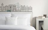 Đầu giường – góc trang trí không thể bỏ qua để phòng ngủ thêm xinh
