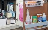 20 giải pháp lưu trữ thông minh dù cho bạn có lười thì nhà vẫn luôn gọn gàng