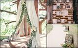 Gợi ý cách trang trí đám cưới theo phong cách Rustic đẹp mê mẩn