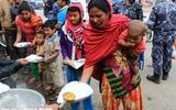 Những người sống sót sau động đất ở Nepal khốn khó vì thiếu nước, thực phẩm