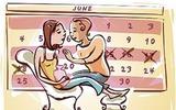 Chu kì kinh nguyệt và những ngày dễ thụ thai