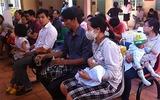 Nhiều trẻ mắc bệnh hô hấp, tiêu hóa sau Tết