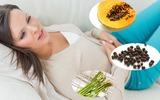 Đẩy lùi chứng đầy bụng, khó tiêu ngay lập tức nhờ thực phẩm