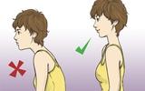 5 lý do tại sao bạn cần luôn giữ tư thế thẳng người