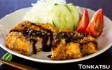 Tonkatsu - món thịt heo chiên xù tuyệt ngon từ nước Nhật