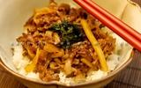 Lạ miệng với thịt bò xào khoai tây kiểu Nhật