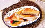 Bữa sáng siêu tốc mà đủ chất với bánh mỳ nướng kiểu Pháp