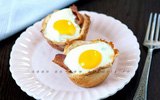 Bánh trứng siêu tốc cho bữa sáng thịnh soạn