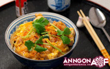 Hấp dẫn, ngon miệng với món cơm gà kiểu Nhật!