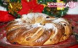 Đón Giáng Sinh đúng điệu với bánh mỳ Stollen thơm ngon