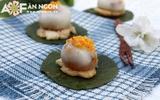 Bánh ram ít - nét tinh tế của ẩm thực Cố Đô