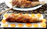 Cay cay thơm thơm món cá chiên sả ớt