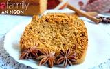Thơm phức món bánh mỳ quế mật ong