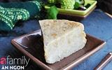 Tận dụng bánh mỳ cũ làm bánh chuối nướng mềm thơm