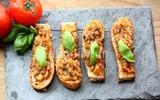 Ăn sáng ngon với món Bruschetta cà tím