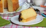 Mềm xốp món bánh Ciambella từ Italy