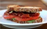 Sandwich thịt muối cho bữa sáng nhanh, ngon