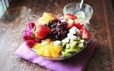 Patbingsoo – món trái cây trộn cực ngon từ Hàn Quốc