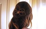Làm hoa cài tóc xinh yêu đón hè thật điệu