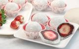 Bánh mochi dâu tây - nét tinh tế ẩm thực Nhật
