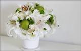 5 bước đơn giản cắm chậu hoa nổi bật mà tinh tế