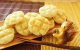 Cách làm bánh quy không béo từ khoai lang!