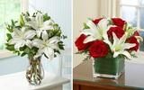 Hướng dẫn 5 cách cắm hoa ly để bàn tuyệt đẹp