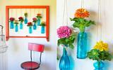 Trang trí nhà với cách cắm hoa siêu độc đáo