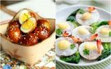 2 món từ trứng cút ngon-bổ-rẻ cho bữa cơm tối