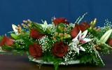 Cách cắm hoa đẹp cho bàn tiệc bắt mắt