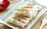Củ cải cuốn tôm thịt thanh ngọt ngon cơm