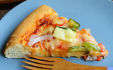 Trổ tài tự làm pizza rau củ thơm ngon ít béo