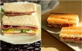 10 phút làm 2 món bánh mỳ ngon cho bữa sáng