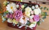 Cách cắm hoa mới lạ trang trí nhà thêm xinh