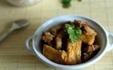 Thịt kho đậu phụ rẻ mà ngon cơm
