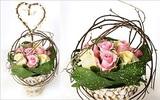 Mách bạn cách cắm hoa cùng cành khô thật lãng mạn