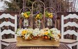 Cắm hoa đẹp và lạ mắt theo phong cách đồng nội