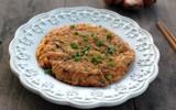 Ngon bổ món trứng tráng thịt gà nấm