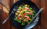 Salad gà vui mắt ngon miệng
