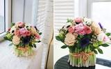 Cách cắm hoa không cần lọ độc đáo và đẹp mắt