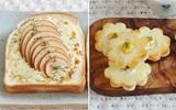 2 cách làm bánh mỳ sandwich cho bữa sáng thơm ngon