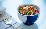 Thanh mát mà đủ chất với salad bò kiểu Thái