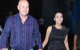 Vợ chồng Thu Minh sát cánh bên nhau không rời trước tâm bão scandal