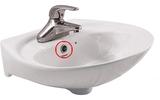 Rốt cuộc cái lỗ bé trên bồn rửa mặt có tác dụng gì?